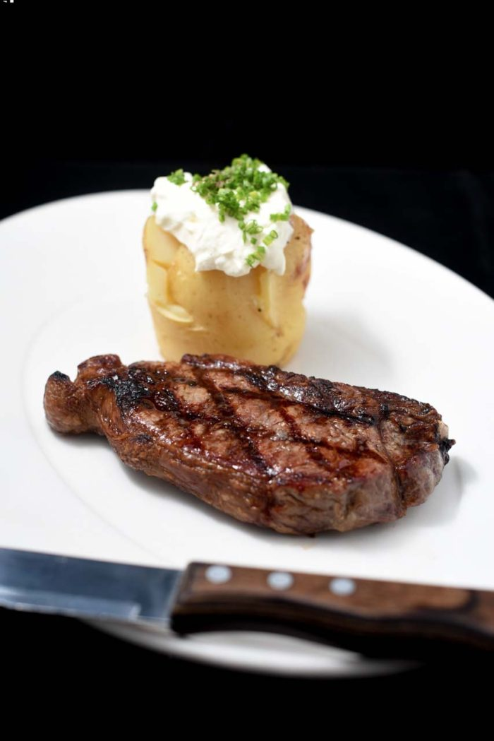 Graze best pub steak