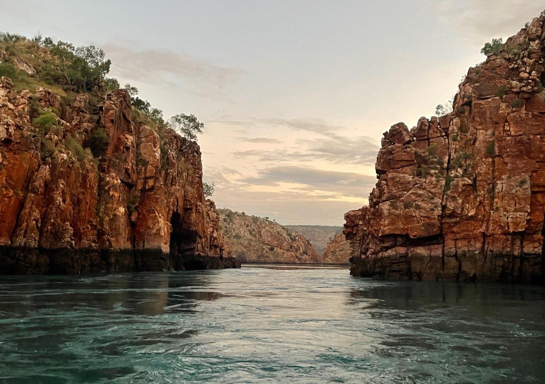 Reef Prince; Horizontal Falls